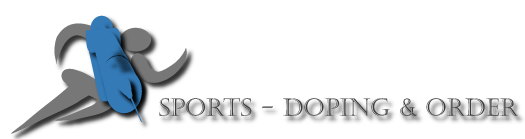 Sports – Doping & Order
